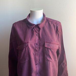 Purple Blouse XXL